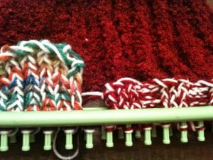 New Twist in Loom Knitting