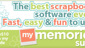 Review & Giveaway: My Memories Suite Digital Scrapbooking Software