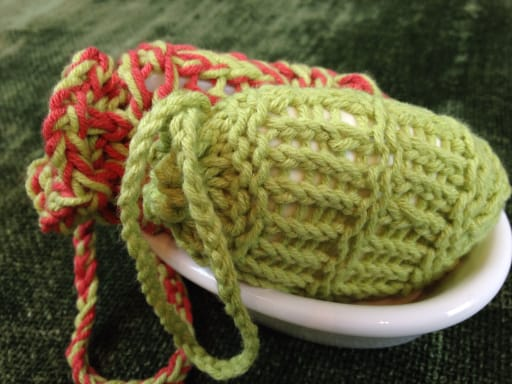 Pattern Sachet Bag Pattern On The All N One Loom Cindwood