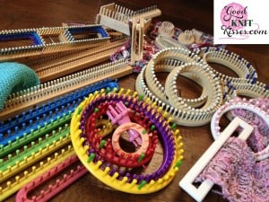 Beginner Loom Knitting (playlist)