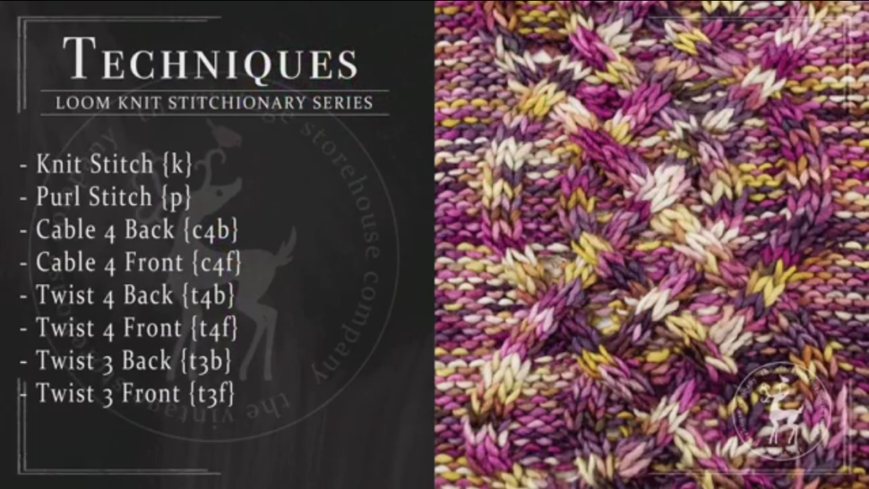 Celtic knot Stitch Pattern or Interlocking Crosses Photo by The Vintage Storehouse