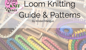 Loom Knitting Book | Paperback