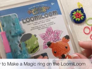 Rainbow Loom LoomiLoom