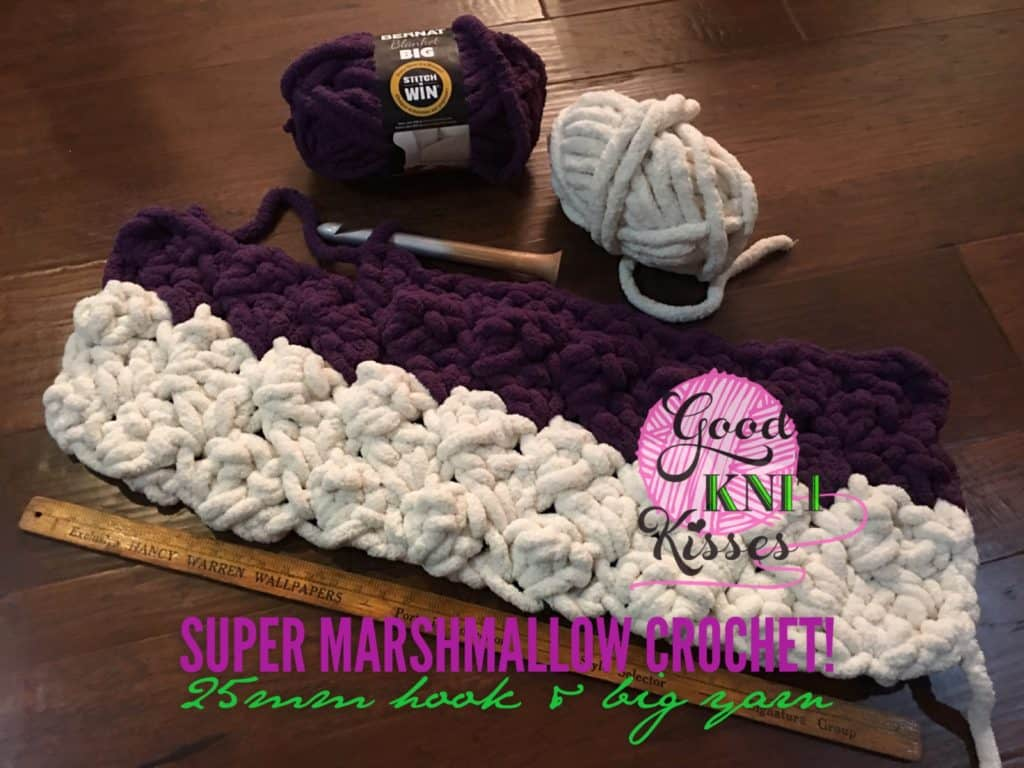 Super Crochet Mat