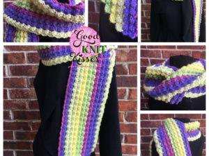 Crochet Scarf – A Marshmallow Crochet Pattern