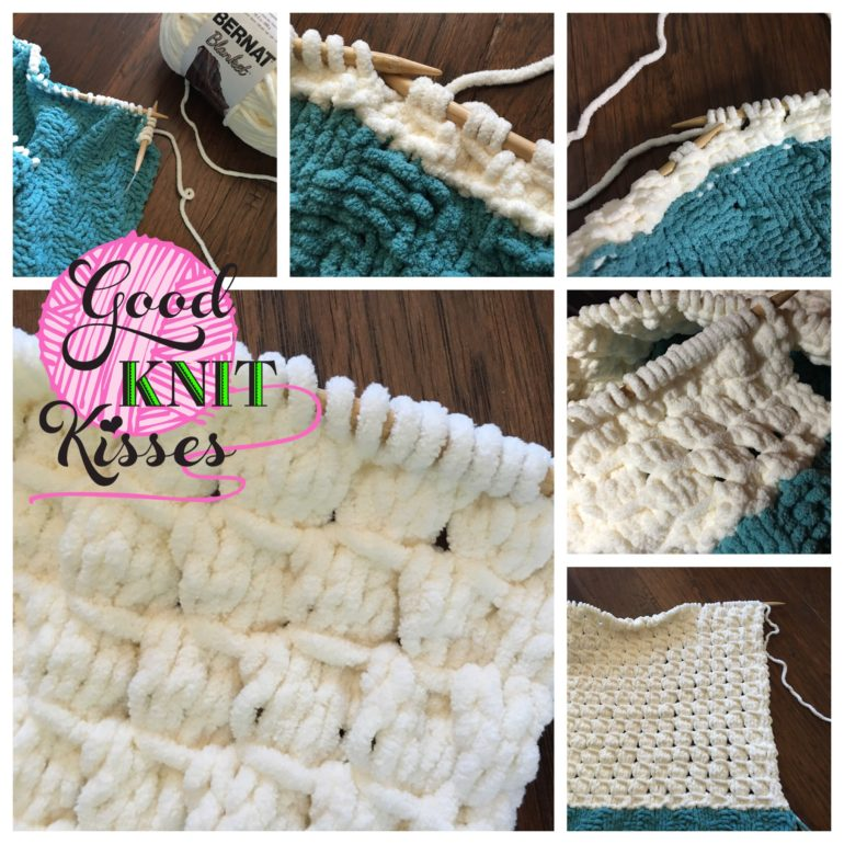 Week 2 Mystery Stitch Along