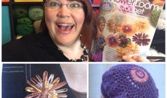 Flower Loom Crochet Book | Giveaway!