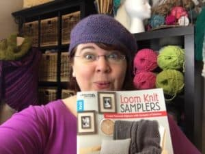 Loom Knit Samplers Book | Giveaway!