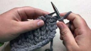 2017 Bernat Blanket Stitch Along Clue 2