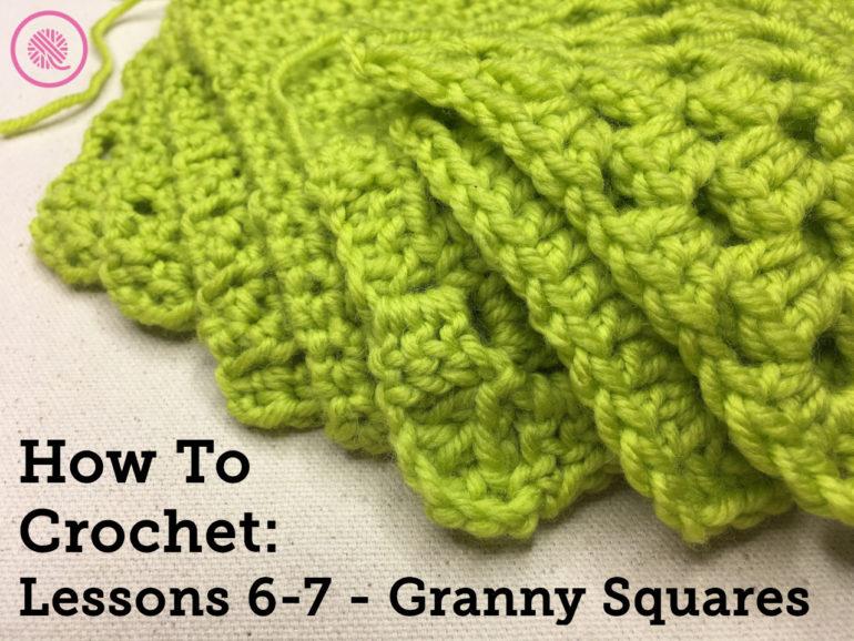 Crochet For Beginners Archives Goodknit Kisses