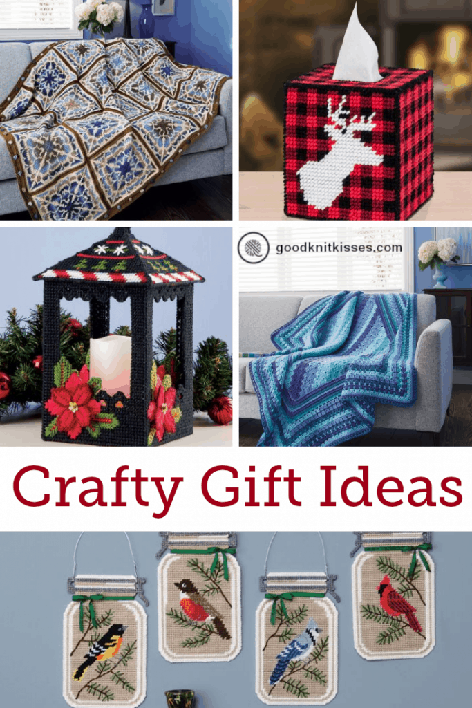 Crafty Gift Ideas Pin Image