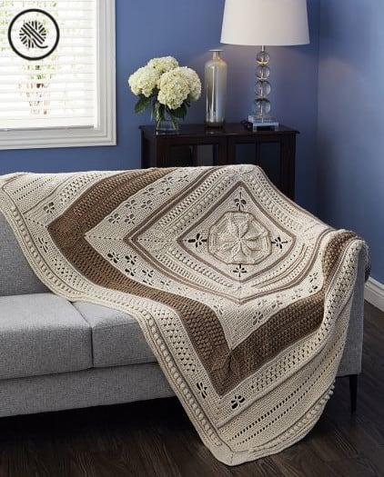 Crafty Gift Ideas Crochet Afghan