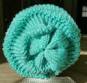 Aruba Sea Slinky Slouchy Hat