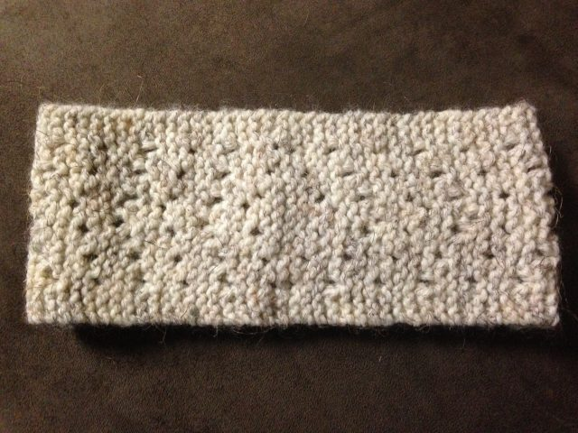 Chevron Ear Warmer