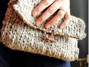 Skeleton Key Clutch | Loom