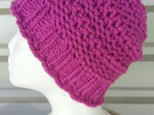 Double Dip Stitch | Loom Knit