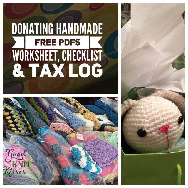 Donating Handmade