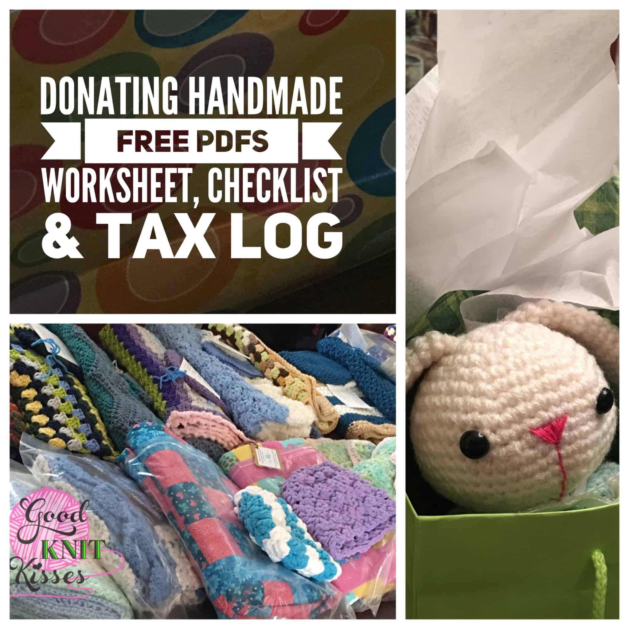 Donating Handmade – Making it Work