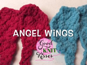 Angel Wings – Crochet GoodKnit Kisses
