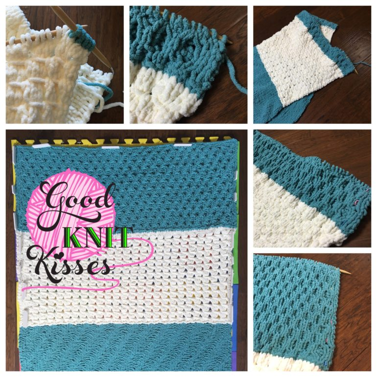Week 3 Mystery Stitch Along