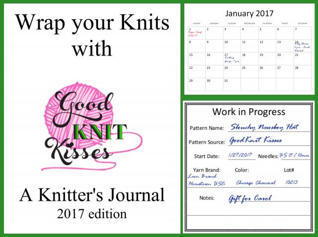 2017 Knitter's Journal