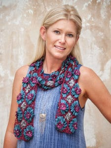 Flower Loom Crochet Book