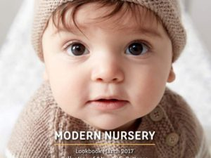Modern Nursery Lookbook by Yarnspirations