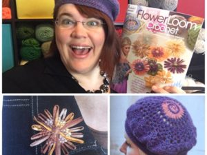 Flower Loom Crochet Book | Giveaway!