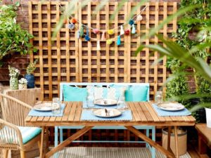 Outdoor Living Lookbook | Yarnspirations