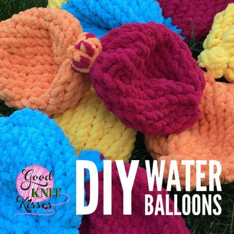 Crochet Pattern Water Balloon : The Blog - GoodKnit Kisses