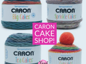 Caron Cake Shop *NEW Yarn*