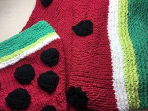 Watermelon Snuggle Sack