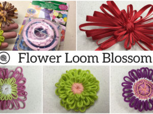 Creative Flower Loom Blossoms!