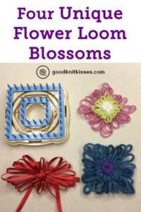 Flower Loom Blossoms 4 unique designs