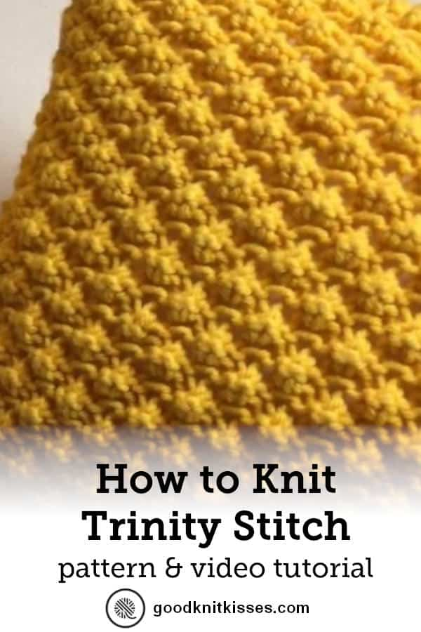 pebble pop knit pillow pin image