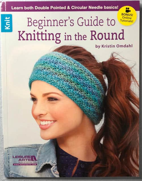 knitting in the round book giveaway book front