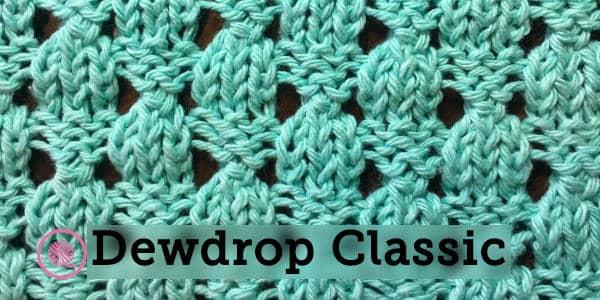 dewdrop classic header image
