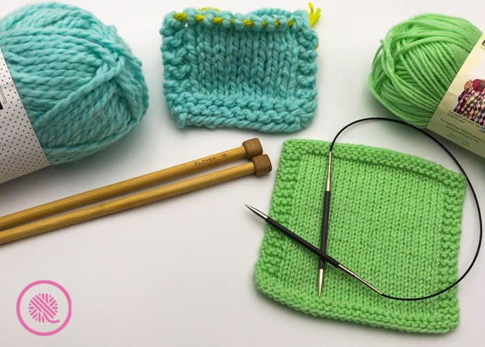 compare yarn weights super bulky and medium