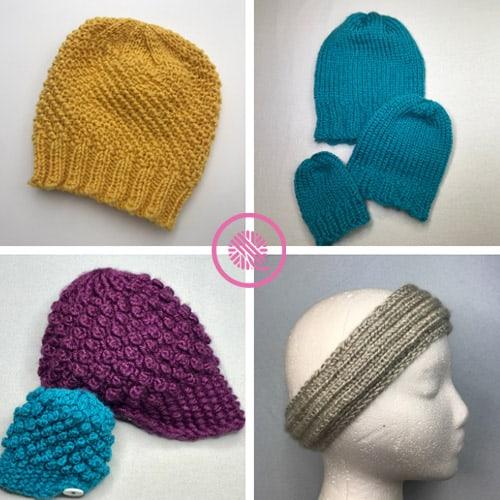 2020 loom knit pattern bundle