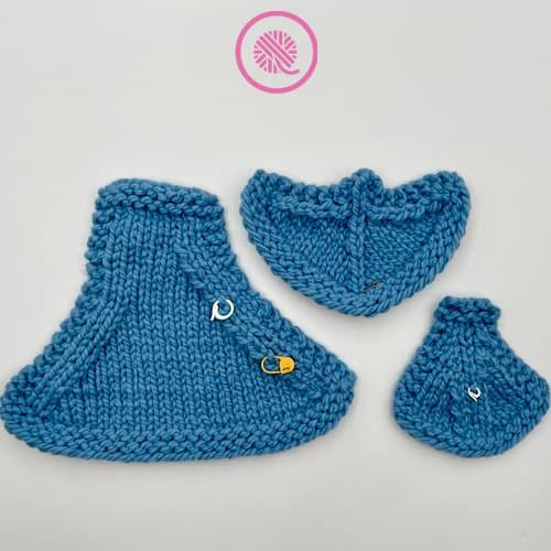5 easy decreases for beginner knitters